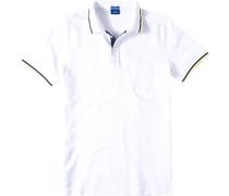 Herren Polo-Shirt Modern Fit Baumwoll-Piqué