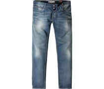 Herren Jeans Red Salvage Regular Fit Baumwolle