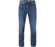 Jeans Tramper Slim Fit Baumwoll-Stretch jeans