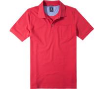 Herren Polo-Shirt Baumwoll-Piqué