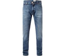 Jeans Jean Larston Slim Fit Baumwolle denim