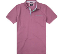 Herren Polo-Shirt Baumwoll-Pique
