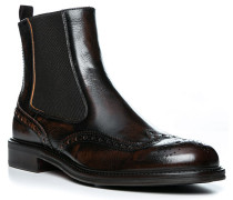 Schuhe Chelsea Boots Leder papaj