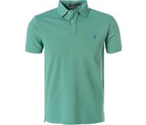 Polo-Shirt, Custom Slim Fit, Baumwoll-Piqué