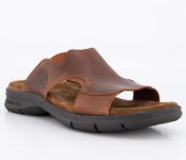 Schuhe Pantoletten Nappaleder