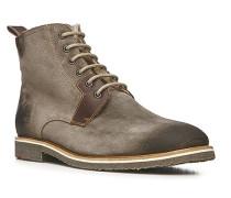 Herren Schuhe Steven, Kalbleder, grau