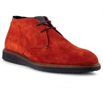 Schuhe Desert Boots, Veloursleder extraweit