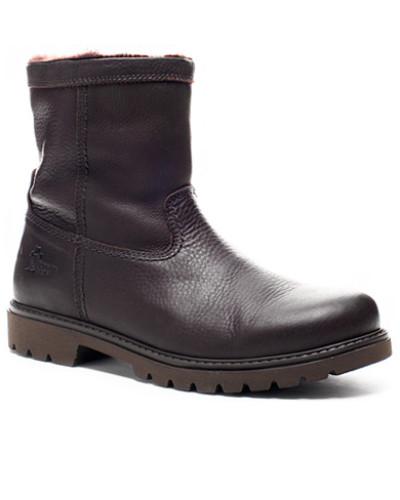 Panama Jack Herren Schuhe Stiefel, Kalbleder warm gefüttert