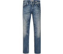 Jeans Super Slim Fit Baumwoll-Stretch jeans