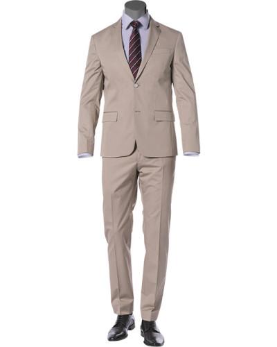 Anzug, Fitted, Baumwolle