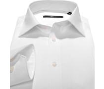 Hemd Modern Fit Popeline Extra langer Arm