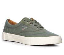 Schuhe Sneaker Textil khaki