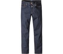 Herren Jeans Madrid D Modern Fit Baumwoll-Stretch indigo