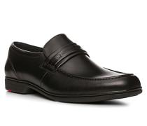 Herren Schuhe ROBIN, Kalbleder, schwarz