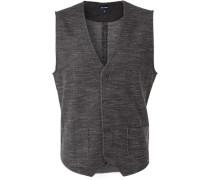 Pullover Strickweste, Modern Fit, Schurwolle