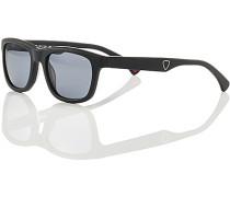Herren Brillen  Sonnenbrille Kunststoff schwarz