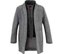 Mantel Baumwolle-Wolle  meliert