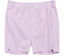 Herren Unterwäsche Boxershorts Baumwolle rosa