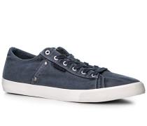 Herren Schuhe Sneaker Textil denim blau,blau
