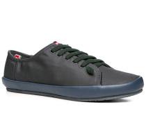 Herren Schuhe Sneakers Textil dunkelgrau