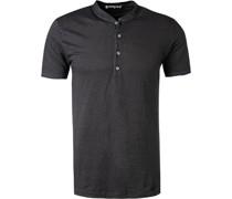 T-Shirt Leinen nacht