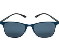 Herren Brillen adidas, Sonnenbrille, Metall, saphirblau metallic