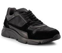 Schuhe Sneaker Kalbveloursleder COOLMAX®