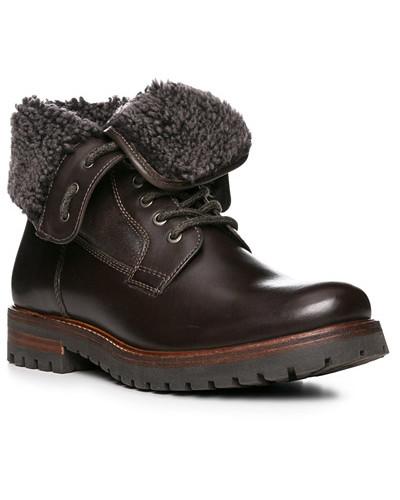 Sioux Herren Schuhe Stiefeletten, Leder