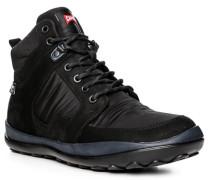 Herren Schuhe Schnürstiefeletten Textil GORE-TEX® schwarz