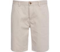 Herren Jeans-Shorts Straight Fit Baumwolle