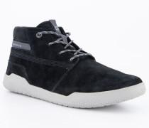 Schuhe Stiefeletten Veloursleder