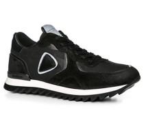 Herren Schuhe Sneaker Textil schwarz