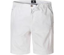Herren Hose Shorts Regular Fit Baumwoll-Mix