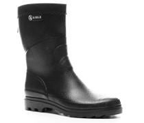 Schuhe Bison, Natur-Kautschuk Baumwoll-Futter