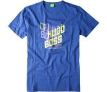 Herren T-Shirt 3XL:-10|L:-10|M:5|XL:-10|XXL:-10 blau