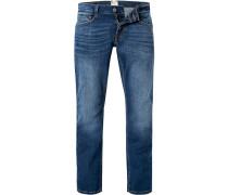 Jeans Oregon Boot, Slim Fit, Baumwoll-Stretch
