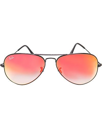 ray ban herren herren brillen sonnenbrille aviator schwarz. Black Bedroom Furniture Sets. Home Design Ideas