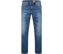 Herren Jeans Greensboro Baumwoll-Stretch jeans