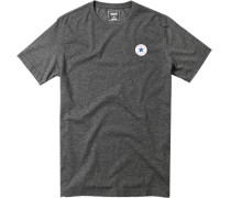 T-Shirt, Classic Fit, Baumwolle