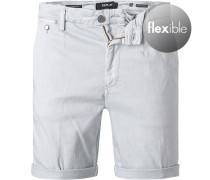 Hose Shorts, Baumwolle HYPERFLEX, hell