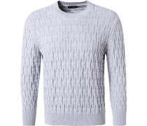 Pullover Baumwolle hell
