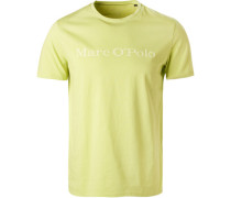 Herren T-Shirt, Regular Fit, Baumwolle, hellgrün