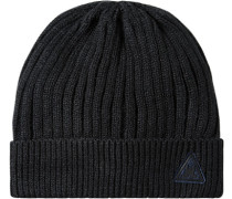 Herren  GAASTRA Mütze Microfaser schwarz