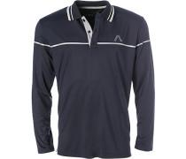 Herren Polo-Shirt DRYcomfort® marine blau