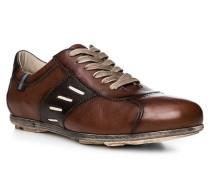 Herren Schuhe ANNIKAN Schafleder braun