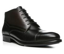 Herren Schuhe LEON Kalbleder schwarz