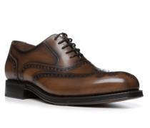 Herren Schuhe WALKER, Kalbleder, braun
