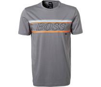 T-Shirt Baumwolle-Mikrofaser