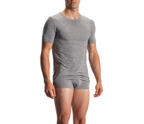 T-Shirt Modal-Carbon-Stretch Resistex®