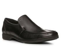 Herren Schuhe RENALDO, Kalbnappa, schwarz